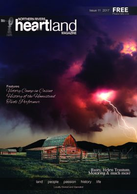 Heartland Magazine Issue 11, Casino NSW, Kyogle, Lismore, Grafton, Ballina, Yamba, Uki, Lennox Head, Advertising, news, events, magazine