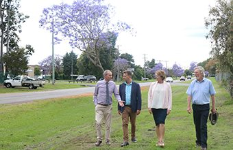 PATHWAYS AND CYCLEWAYS FUNDING INJECTION WELCOME