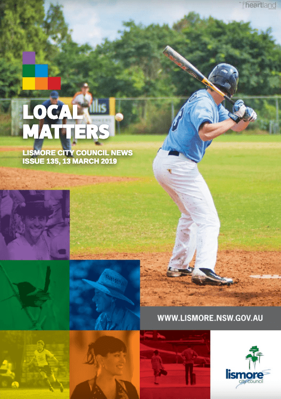 Lismore Local Matters, Lismore News Heartland Magazine