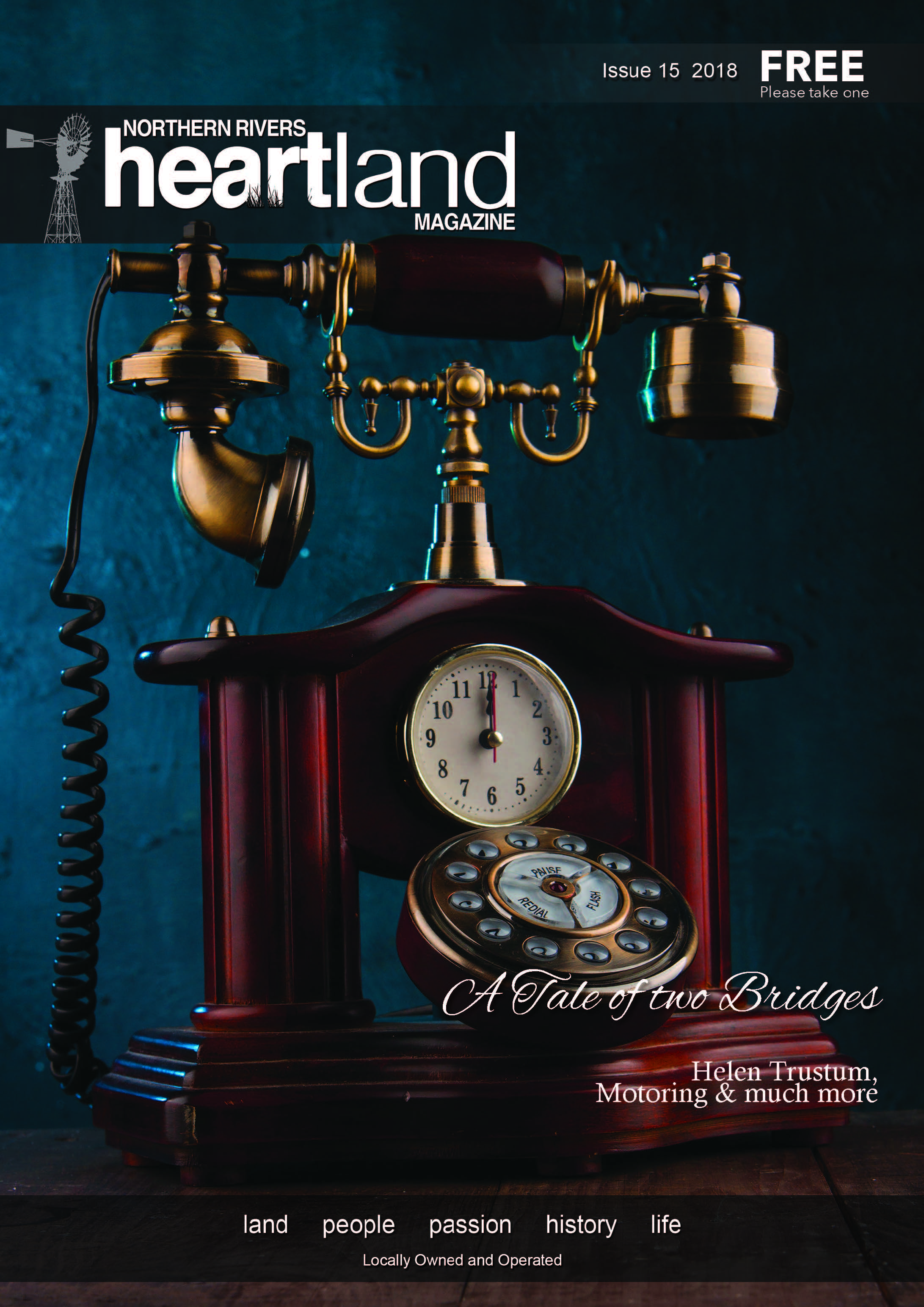Heartland eMagazine Issue 15, News, Events & Advertising NSW Northern Rivers