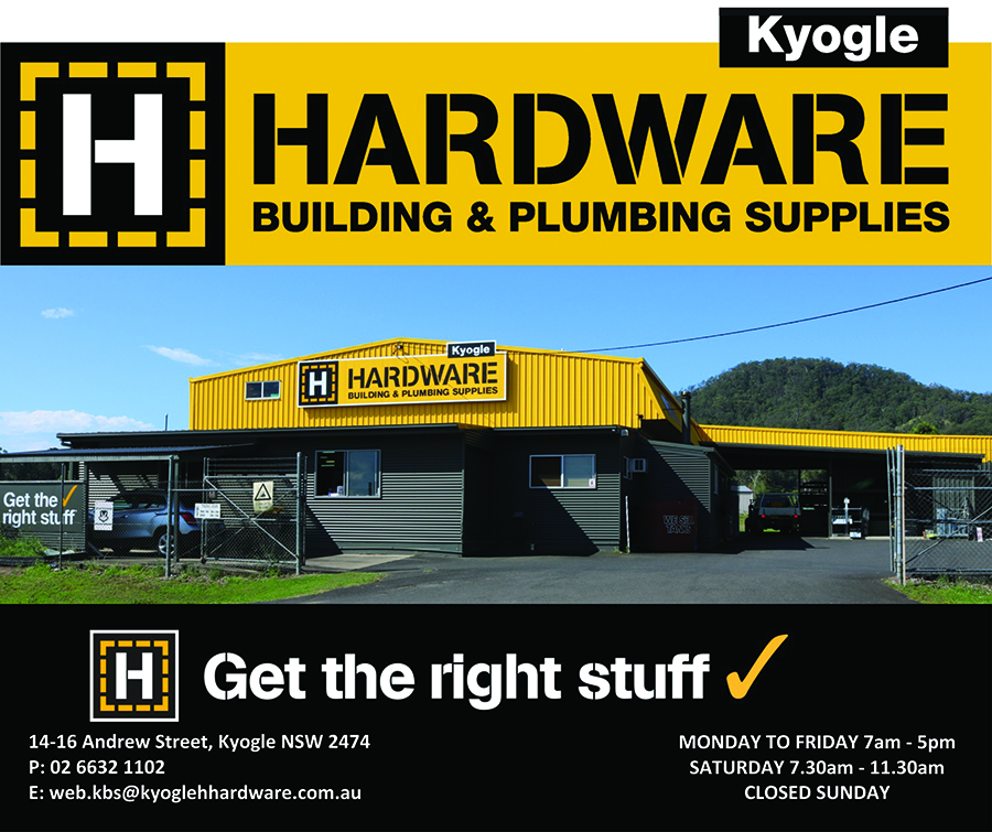 Kyogle Hardware, NSW Northern Rivers, Heartland Magazine Casino NSW, Lismore Hardware