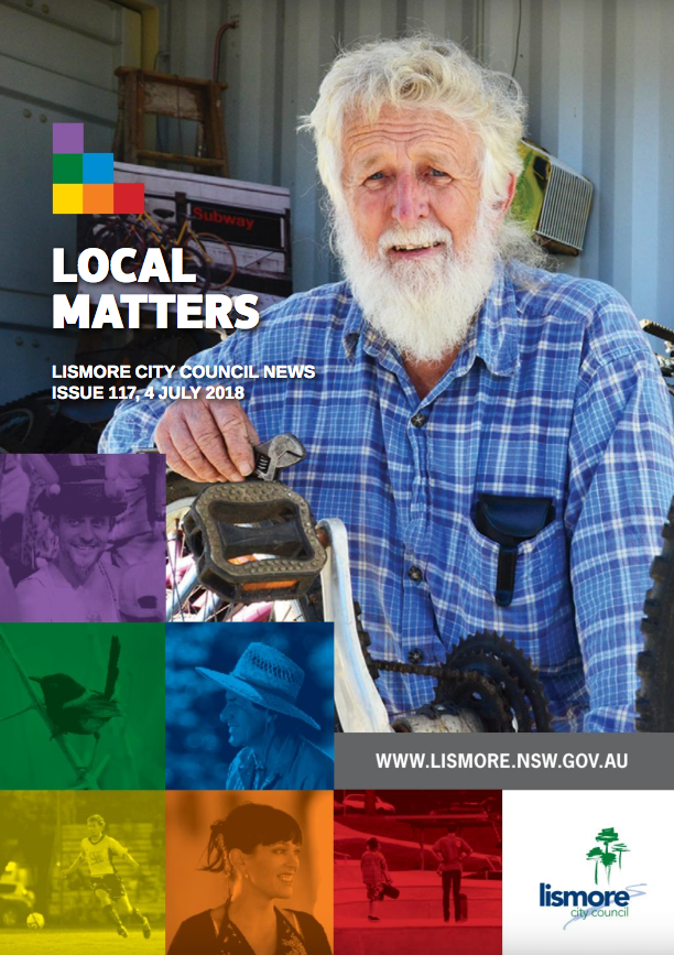 Local Matters: Issue 117, 4 July 2018