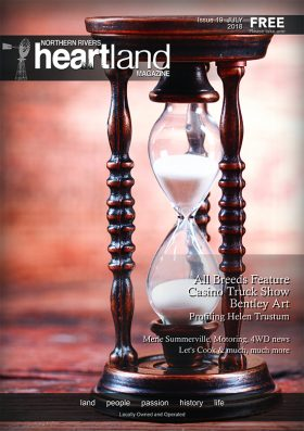 Heartland Magazine Issus 19, Casino NSW News and Events, Lismore News and Events, Kyogle News and Events, Ballina News and Events, Grafton News and Events