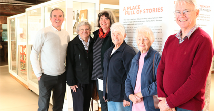 'GRANNY GRANT' FOR RICHMOND VALLEY'S NEW ITALY MUSEUM, New Italy Museum, Grandparents Day, Heartland Magazine Clarence Valley, Grafton NSW News