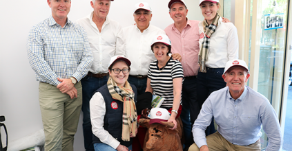 NATIONALS MPS WITNESS RICHMOND VALLEY ON THE MOOVE, Geoff Provest – Member for Tweed, Leslie Williams – Member for Port Macquarie and Parliamentary Secretary for Regional Health, RVC Mayor Robert Mustow,