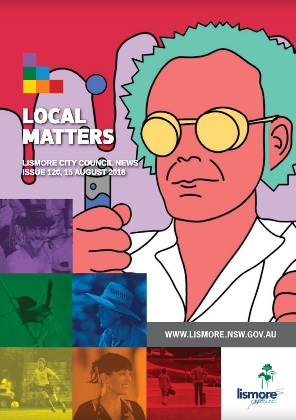 Local Matters: Issue 120, 15 August 2018