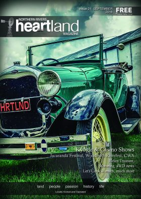 Heartland Magazine Issue 21, casino nsw, advertising new south wales northern rivers, lismore news, grafton news