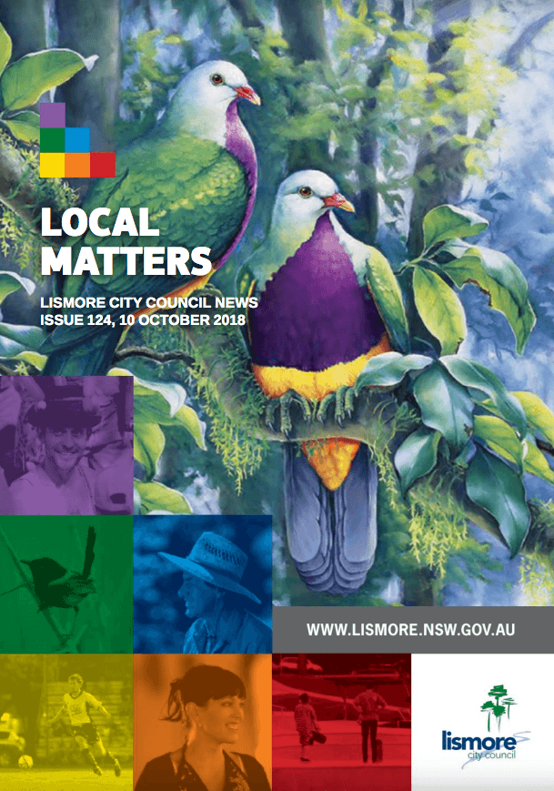 Lismore City Council, Lismore Matters, Heartland Magazine Lismore News and Events