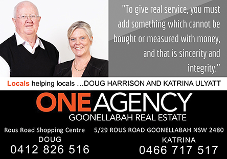 One Agency Goonellabah, Heartland Magazine NEWS Goonelabah