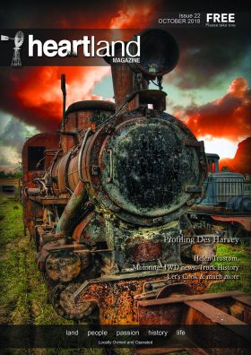 Heartland Magazine Issue 22 NSW News, Advertising, Media; Lismore News and Events