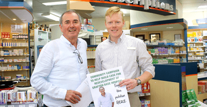 SHOT IN THE ARM FOR CLARENCE AND RICHMOND VALLEY PHARMACISTS, Clarence Valley News and Events, Heartland Magazine Grafton News and Events, Richmond Valley News and Events