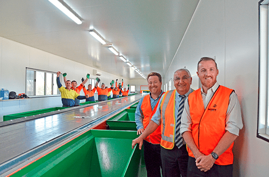 Lismore Council News: New sorting facility saves 10,000 tonnes from landfill, Heartland Magazine Lismore News and EVents, Advertising Lismore