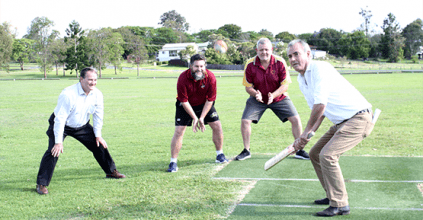 32 Thousand Dollar BOOST TO CRICKET FACILITIES AT SOUTH GRAFTON FIELDS, Heartland Magazine Clarence Valley News and Events, South Grafton nEws