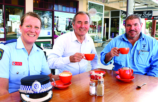 GULAPTIS WELCOMES 1500 NEW COPS ACROSS THE STATE, Grafton News and Events, Heartland MagazineNews and Events New South Wales