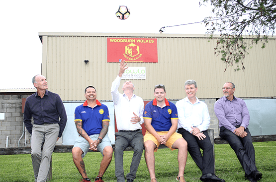 FUNDING BOOST FOR KEY COMMUNITY PROJECTS AT WOODBURN AND CORAKI, Coraki News and Events, Woodburn news and Events Heartland Magazine