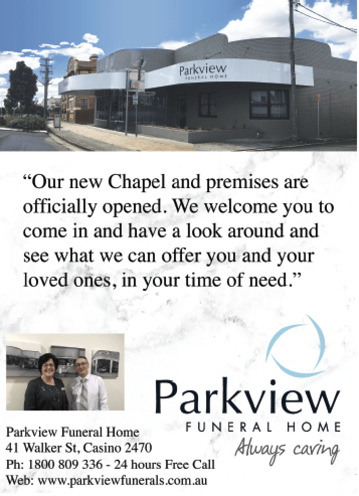 Parkview Funeral Home - Casino