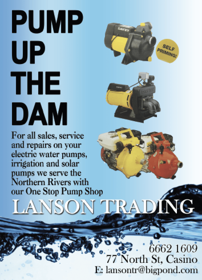 Lanson Trading Water Management, Heartland Magazine Casino News and Events