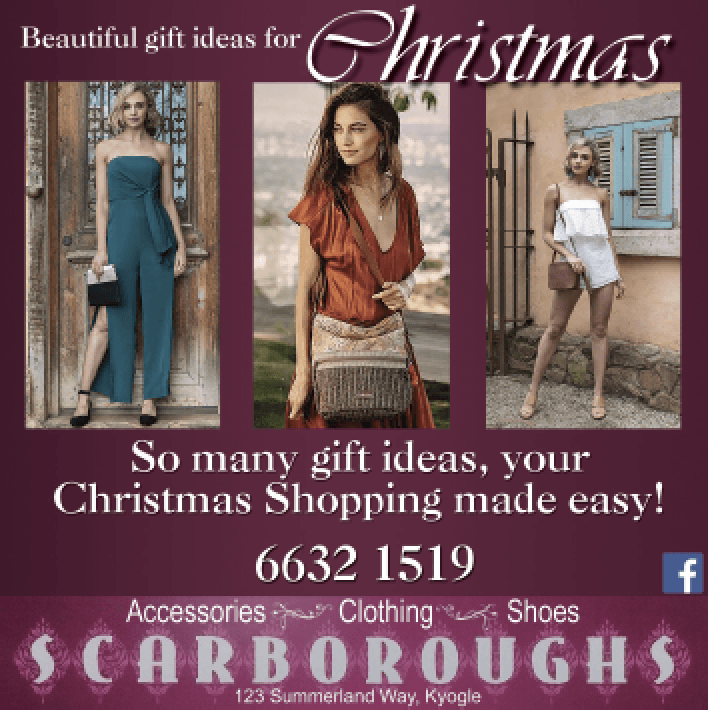 Scarboroughs Shoes and Fashion Kyogle, Heartland Magazine Kyogle News and Events