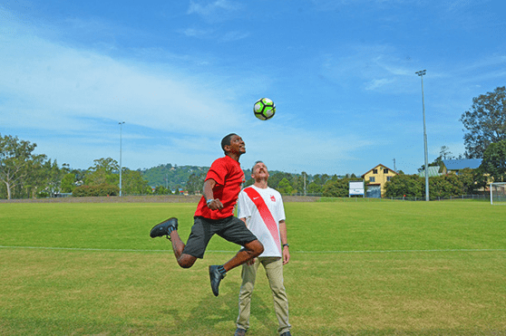 Annual African football friendly builds community, Lismore City Council, Heartland magazine Lismore News and Events
