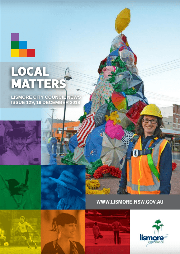 Heartland Magazine Lismore NSW News, Events and Advertising, Lismore Local Matters, Lismore City Council