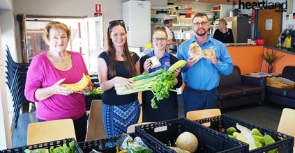 54 tonne of food delivered to North Coast food insecure, Northern Rivers NSW Heartland Magazine News and Events
