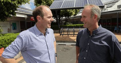 Lismore Austin Curtin, SOLAR ENERGY & BATTERY ROLL OUT, News Lismore and NSW Northern Rivers, Heartland Magazine