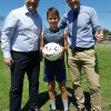 ACTIVE KIDS PROGRAM, Austin Curtin, NSW Government, Service NSW, Heartland magazine News and Events