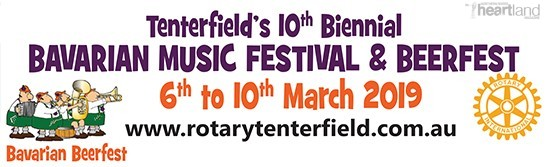 Heartland Magazine Issue 26 NSW Northern Rivers News, Events and History, Tenterfield Bavarian Beer Festival