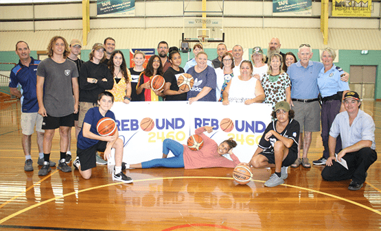 Grafton LOCAL YOUTH, Grafton News, Heartland Magazine, Clarence Nationals MP Chris Gulaptis, Minister for Aboriginal Affairs Sarah Mitchell, Grafton Indoor Sports Centre