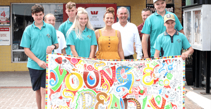 ILUKA NEWS 181,000 DOLLARS FOR MOBILE YOUTH SERVICE IN LOWER RICHMOND VALLEY & ILUKA A WISE INVESTMENT OF FUNDS