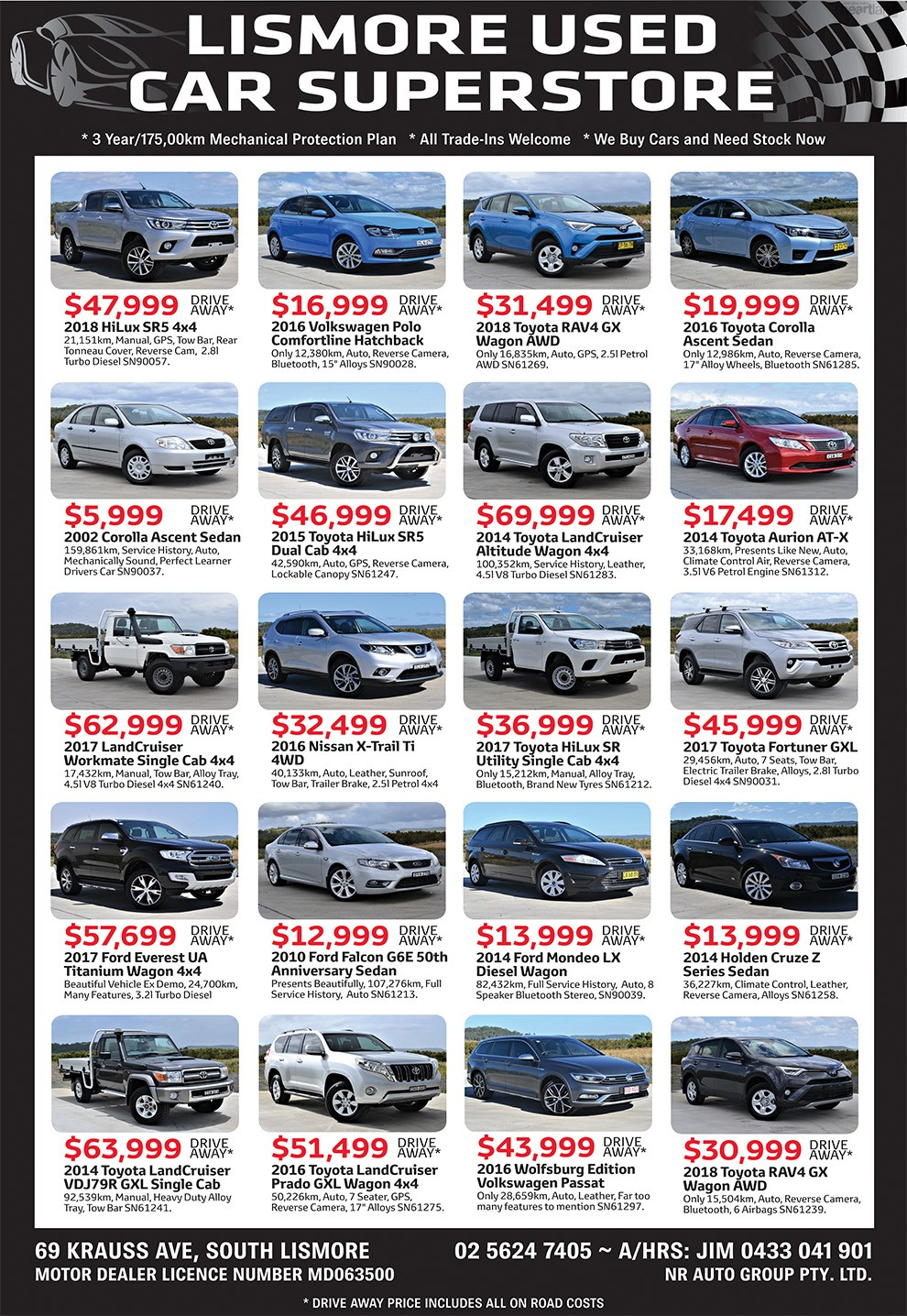 Lismore Toyota, Heartland Magazine News, Lismore News, Lismore Advertising
