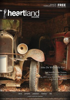 Heartland Magazine Issue 26, News and Events Lismore