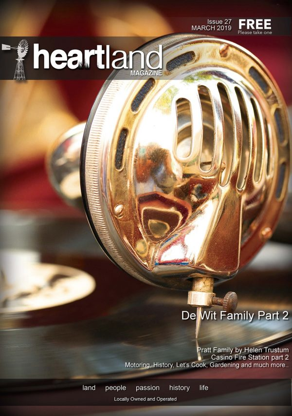 Heartland Magazine Issue 27, News and Events NSW Northern Rivers, Advertising NSW