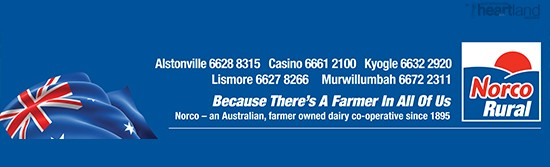 Norco NSW Northern Rivers, Heartland Magazine News, Advertising