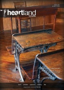 Heartland Magazine, NSW Northern Rivers News, Advertising, History