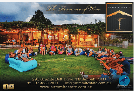 Summit Estate Winery Stanthorpe