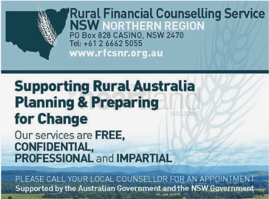 Rural Financial Services Casino NSW, Heartland Magazine Casino NSW