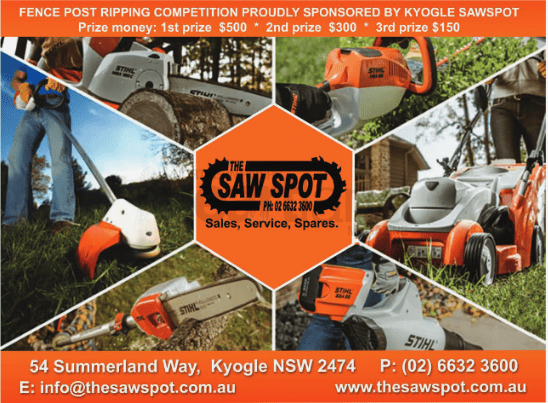 The Saw Spot Kyogle, Heartland Magazine Kyogle