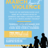 March Against Violence,