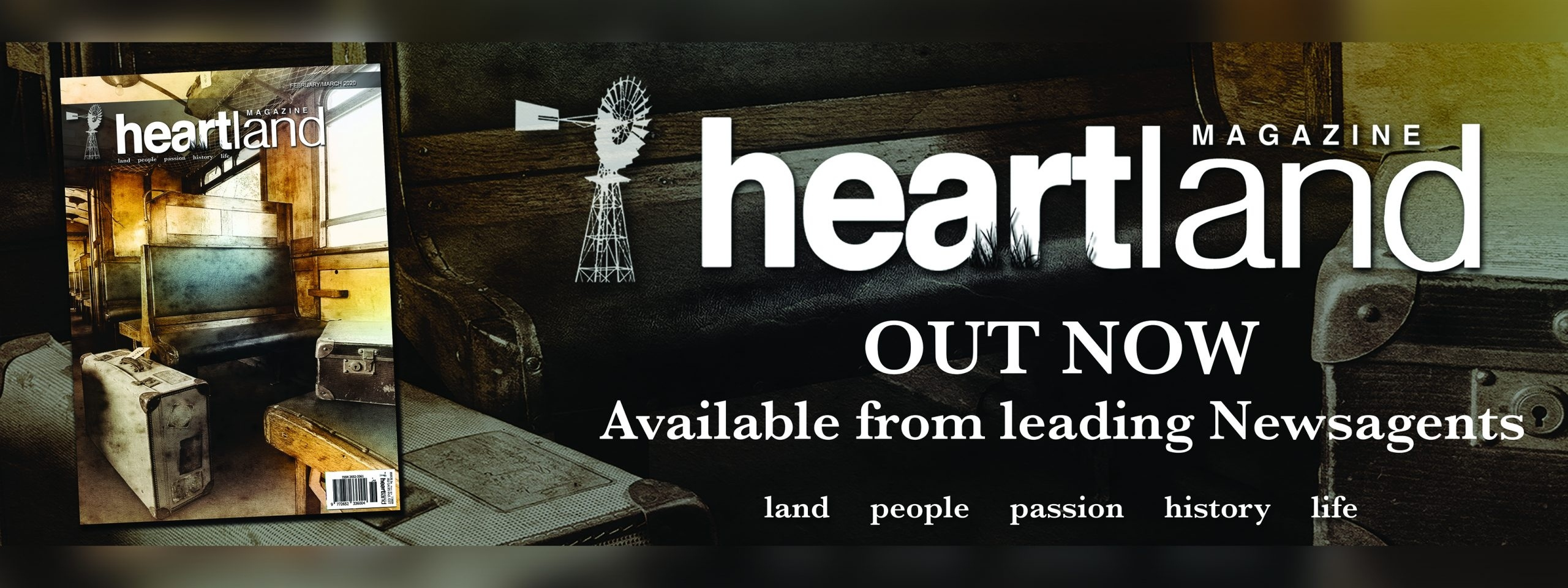Heartland Magazine Australia News, History and Events